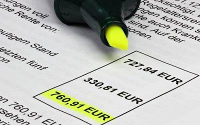 Zeitwertkonto-Guthaben an die DRV übertragen – so geht's
