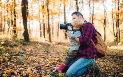 Väter in Elternzeit – wie ein Zeitwertkonto den Familienalltag unterstützen kann
